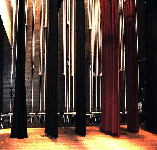Used Theatrical Drapes: Theater Curtains, Stage Curtains, Theater